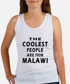The Coolest Malawi Designs Women's Tank Top