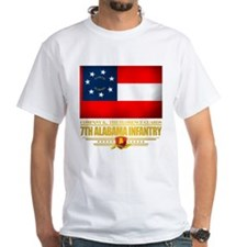 7th Alabama Infantry T-Shirt