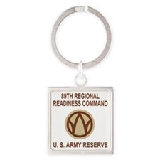 USAR-89th-RRC-Shirt5-Bonnie.gif    Square Keychain