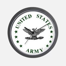 Army-Colonel-Green.gif Wall Clock