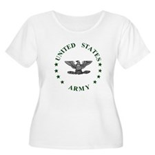Army-Colonel- T-Shirt