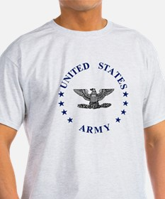 Army-Colonel-Blue-2.gif T-Shirt