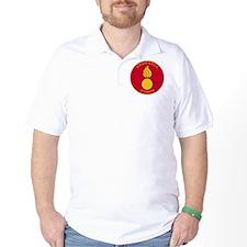 Army-Ordnance-Corps-Plaque-Scarlet-Bonn T-Shirt