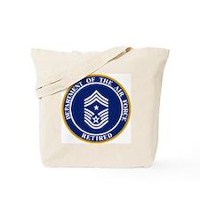 USAF-Retired-CCM.gif Tote Bag