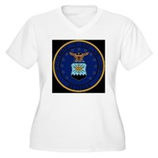 USAF-Retired-Seal T-Shirt