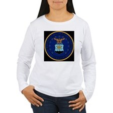 USAF-Retired-Seal-Bonn T-Shirt