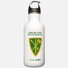 Army-42nd-MP-Bde-Journ Water Bottle