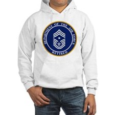 USAF-Retired-E9-First-Sergeant.g Hoodie
