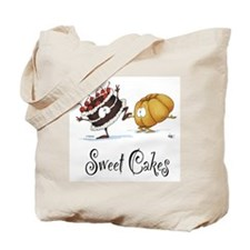 Sweet Cakes Kitchen Tote Bag