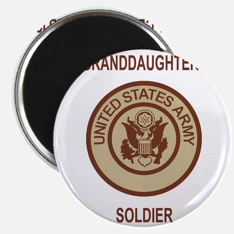 Army-My-Grandaughter-Khaki.gif Magnet