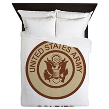 Army-My-Daughter-Khaki.gif Queen Duvet