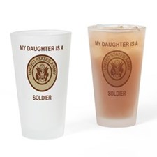 Army-My-Daughter-Khaki.gif Drinking Glass