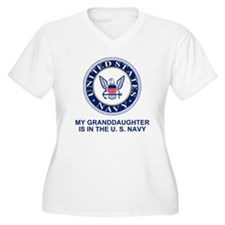 Navy-My-Granddaug T-Shirt