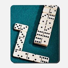 Domino Mousepad