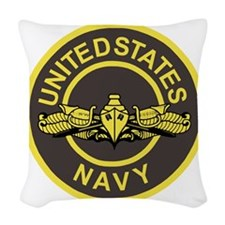 Navy-SWO-Patch-Bonnie.gif      Woven Throw Pillow