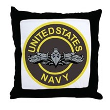 Navy-SWE-Patch.gif                    Throw Pillow