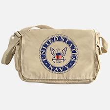Navy-Logo-Blue-White-Bonnie.gif Messenger Bag