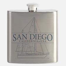 San Diego - Flask
