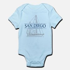 San Diego - Infant Bodysuit