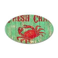 Fresh Crab 2 Wall Decal