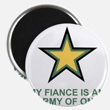 Army-Of-One-My-Fiance-MP.gif Magnet