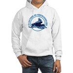 Snowmobile Hooded Sweatshirt