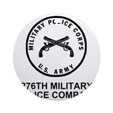 ARNG-276th-MP-Co-Shirt-5.gif        Round Ornament