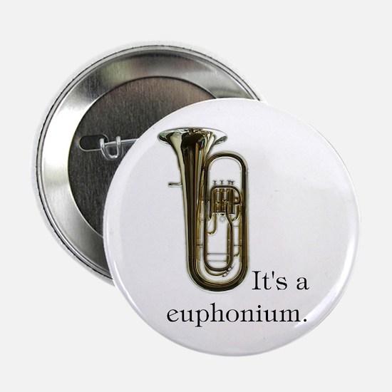 It's a Euphonium Pin