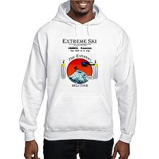 Heli Skiing Mt. Everest Hoodie