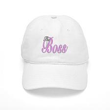 Pink Boss Lady Hat