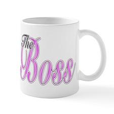 Pink Boss Lady Mug