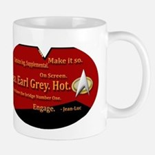 Tea. Earl Grey, Hot VERSION 2 TRAVEL MUG Mug