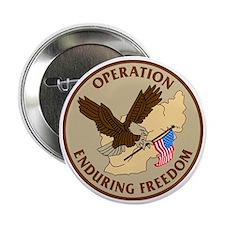 """Operation-Enduring-Freedom-Khaki.gif  2.25"""" Button"""