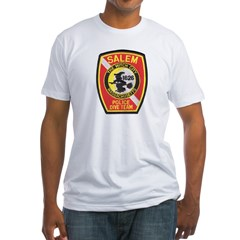 Salem Police Diver Shirt