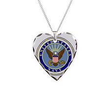 Navy-Logo-9.gif Necklace Heart Charm