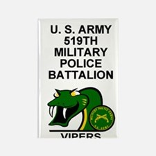 Army-519th-MP-Bn-Sticker.gif Rectangle Magnet
