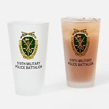 Army-519th-MP-Bn-Shirt-3.gif Drinking Glass
