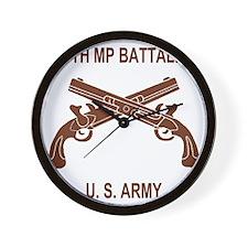 Army-519th-MP-Bn-Shirt-6-C.gif Wall Clock