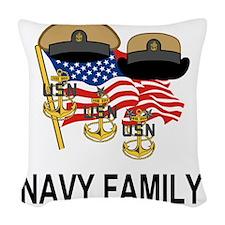 Navy-Family-Chief.gif          Woven Throw Pillow