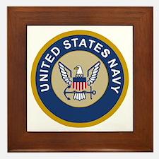 Navy-Logo-10-Blue.gif Framed Tile