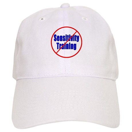 No sensitivity training Baseball Cap