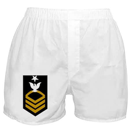 Navy-SCPO-Crow-Blues.gif Boxer Shorts