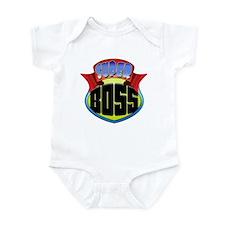 Super Boss Infant Bodysuit