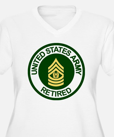 Army-Retired-CSM- T-Shirt