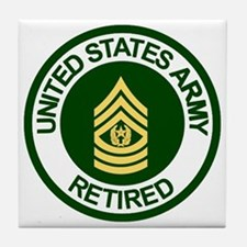 Army-Retired-CSM-Rank-Ring-2.gif Tile Coaster