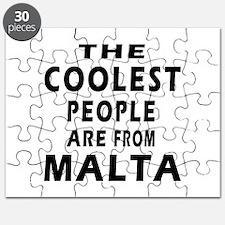 The Coolest Mali Designs Puzzle