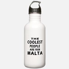 The Coolest Mali Designs Water Bottle