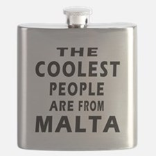 The Coolest Mali Designs Flask