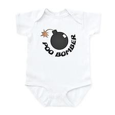 Poo Bomber Infant Bodysuit