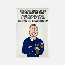 Navy-Humor-Ensigns-Poster-E9.gif Rectangle Magnet